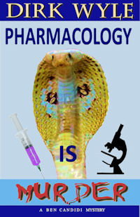 Cover, Pharmacology Is Murder