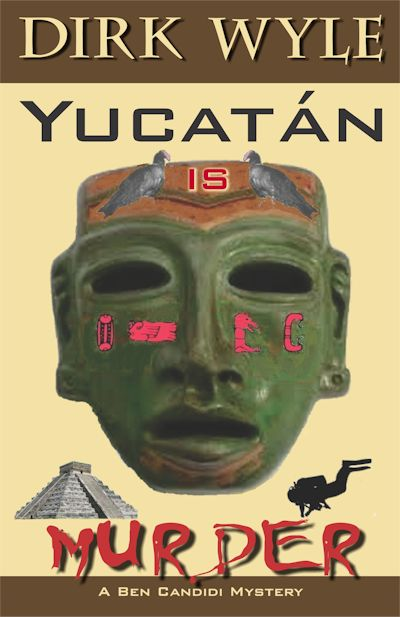 Cover, Yucatan Is Murder