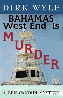 Cover, Bahamas West End Is Murder