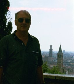 Dirk Wyle in Florence