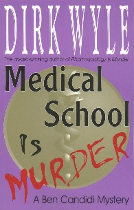 Cover, Medical School Is Murder